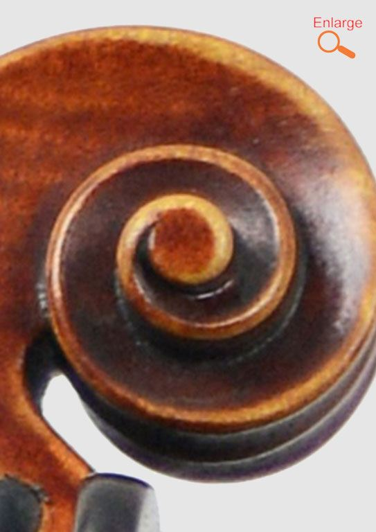 Lourme, Eric 2014 French violin